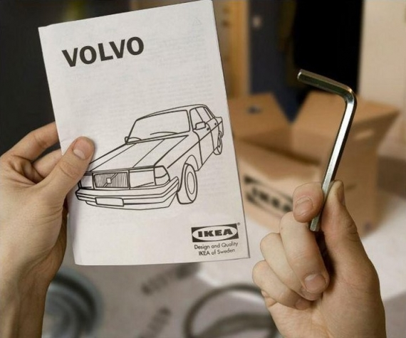 Volvo: unböring?